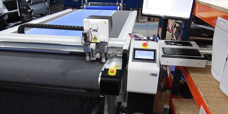Digital Cutting Machine UK
