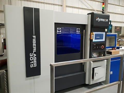 Fibre laser machine installed in Carlisle