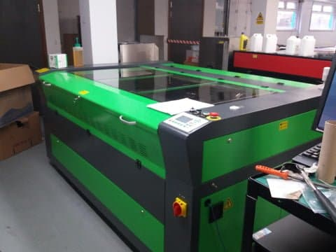 CO2 laser cutter High Wycombe