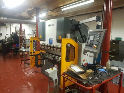 40 Tonne Press Beak Northampton