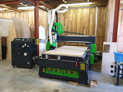 CNC Router Yorkshire