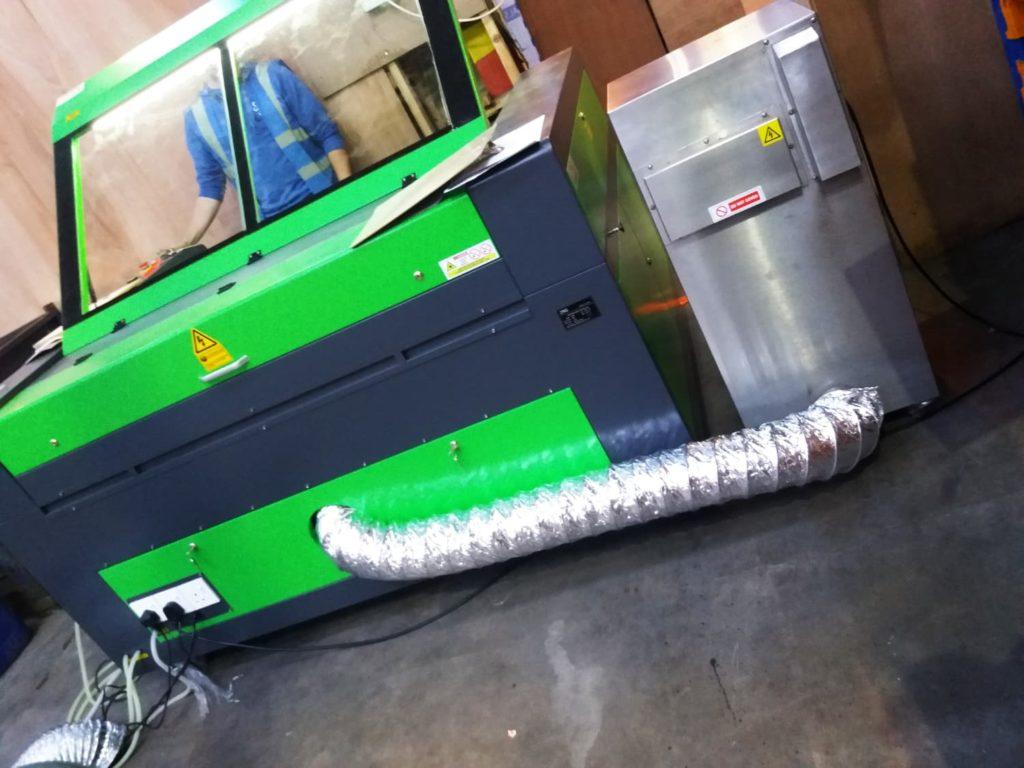 Laser Cutting & Engraving Machine Leicester