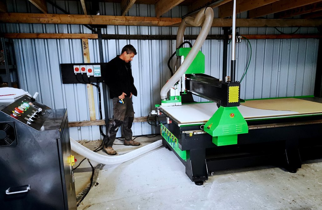 cnc routers ireland, Galway.