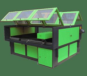 Large Format CO2 Laser Cutter Machines UK