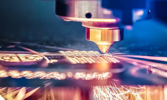 Fibre Laser cutters