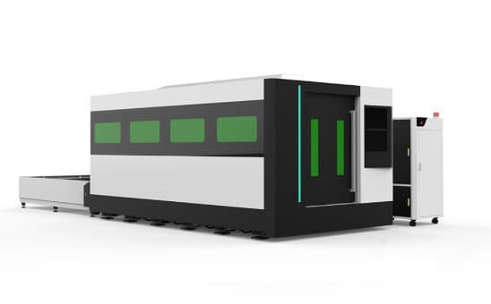 Titan Fibre Laser Cutting Machine UK