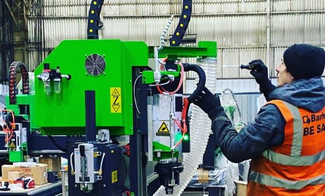 Mantech CNC, Laser Machine Support UK