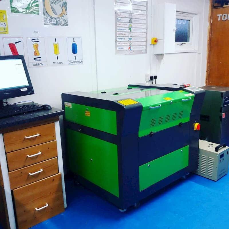Laser Machines For Schools