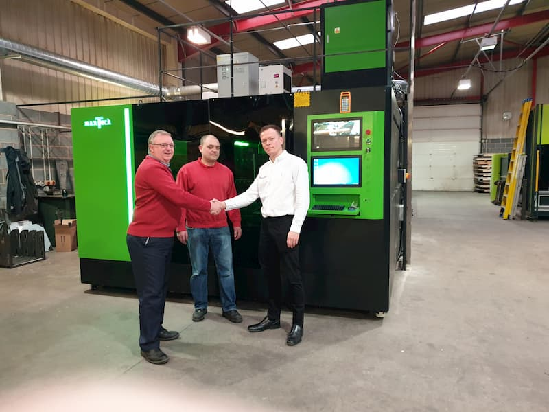 Renowned Fryer Brand Chooses Mantech