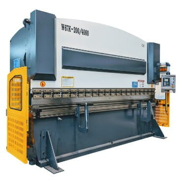 Premium Hydraulic Press Brake Bending Machines