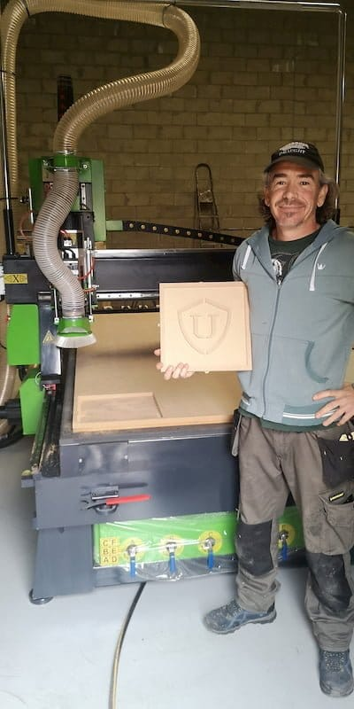 High End Boat Builder In Scotland Buys CNC Router