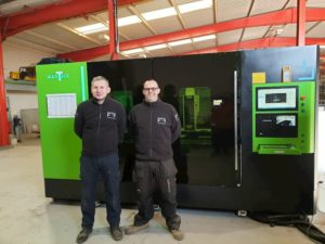 Hull Based Fabricator Buys Second Machine