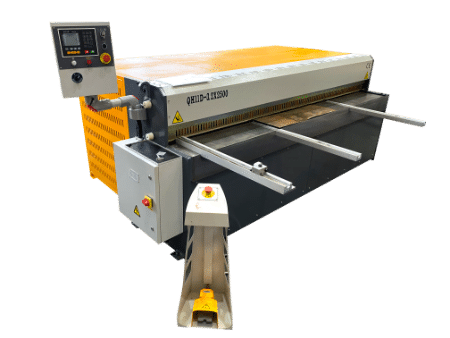 Sheet Metal Mechanical Guillotines UK
