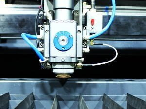 Metal and non metal CO2 Laser Cutter UK