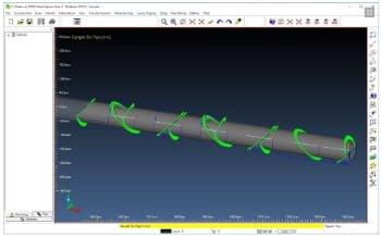 Tube laser cutter software