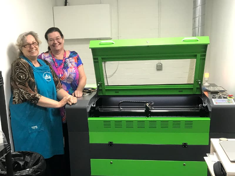 Crafter in Peterborough choose Mantech