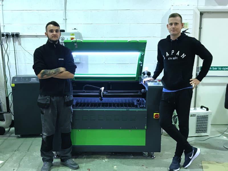 Custom Product Manufacturer Chooses Mantech.