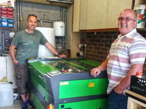 New Customer In Newbury Chooses Lasertech