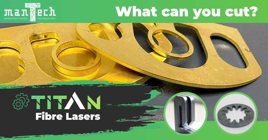 Waht can you cut with a fibre laser?