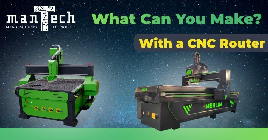 What can you cut with a CNC router machine