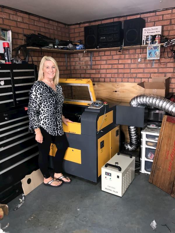 Craft based business - Laser Cutter